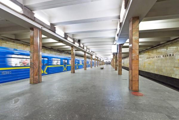 В среднем за сутки метрополитеном пользуется 1,3 миллиона человек