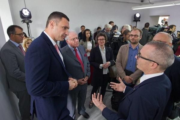 Идеи и проекты развития Киева должны делать его современной столицей