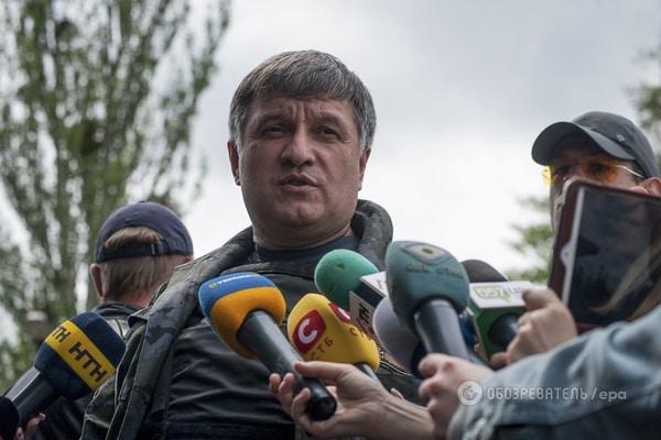 В Киеве из 2 тыс. патрульных полицейских уже уволены 25 человек - Аваков