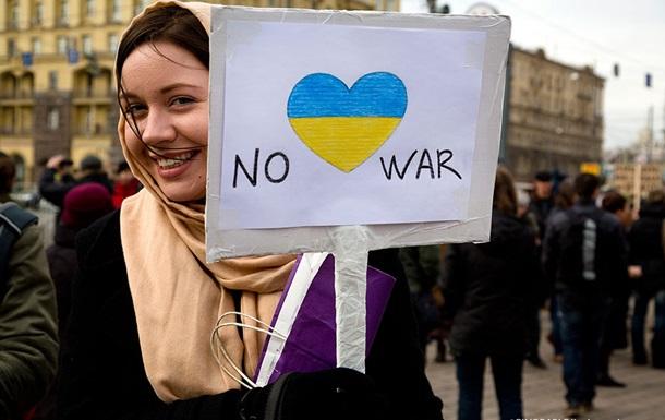 Международный день Мира отмечают во всем мире как день всемирного отказа от насилия и огня