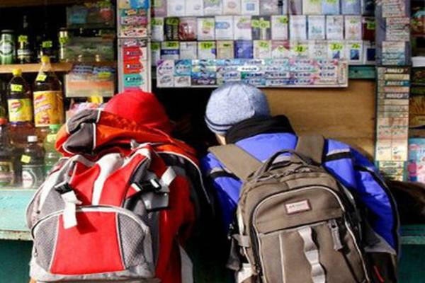 Нарушителей также оштрафовали на 163,2 тысячи гривен