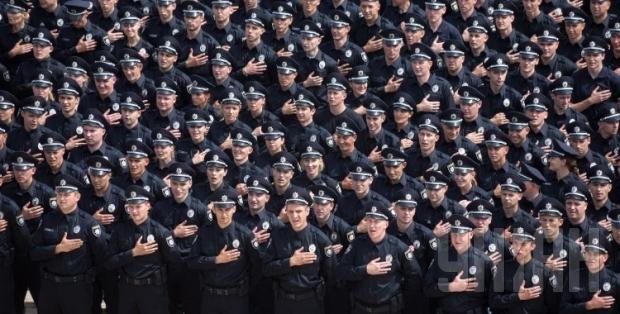 За 3 месяца работы украинцы стали доверять полицейским