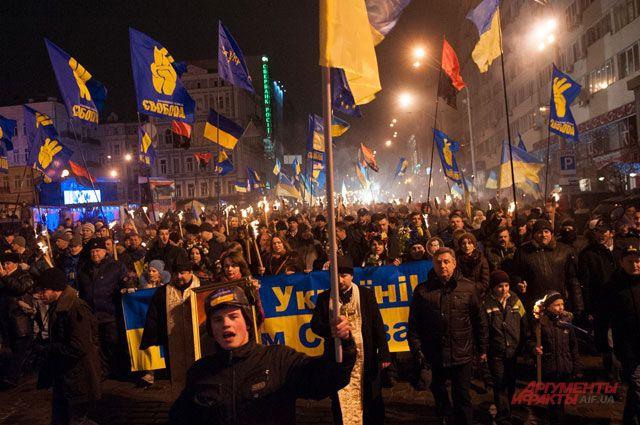 Марш пройдет в День защитника Украины, 14 октября