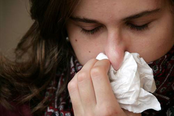 В столице увеличивается количество больных гриппом и ОРВИ