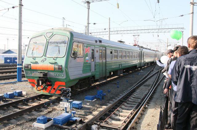 График движения поездов изменится с 25 октября