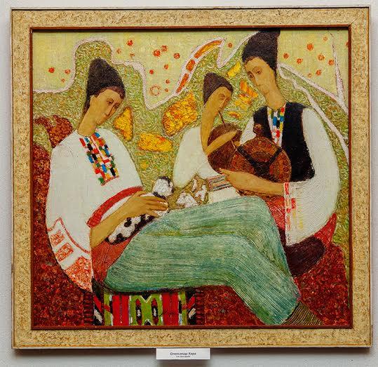 Выставка «Художественные образы болгар Украины» откроется в Музее истории города Киева 30 октября