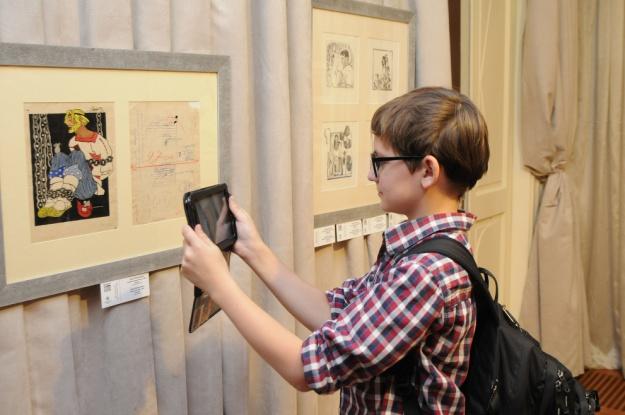Соответствующая выставка открылась в Музее украинской диаспоры