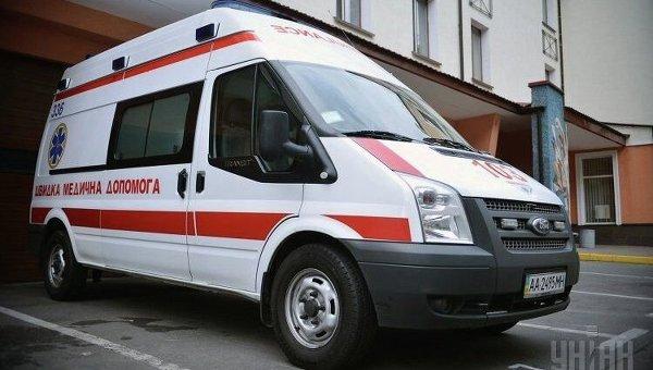 Дети госпитализированы в лечебные учреждения