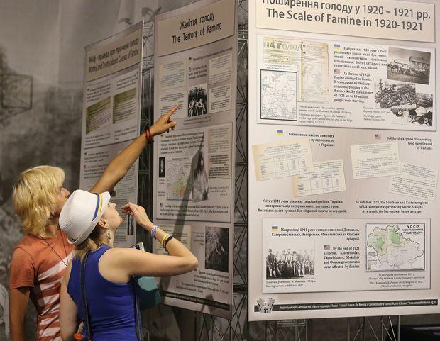 Согласно исследованиям, 81% украинцев считают Голодомор геноцидом