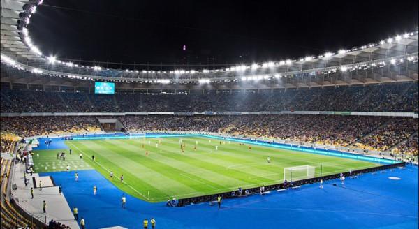 Решающий матч ЛЧ-2017/2018 может принять НСК «Олимпийский»