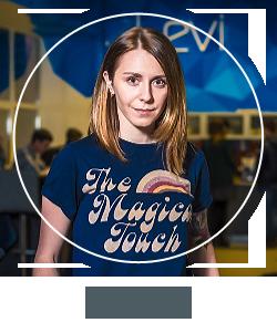 Кристина, Frontend Developer