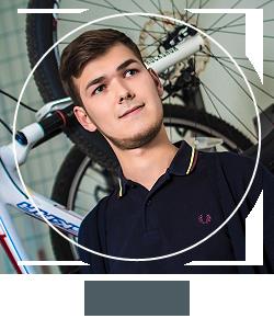 Дмитрий, Frontend Developer