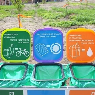 Сейчас в Киеве 70% бытовых отходов свозят на свалки