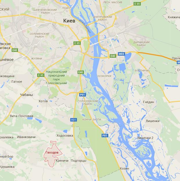 Фото: google.com.ua/maps