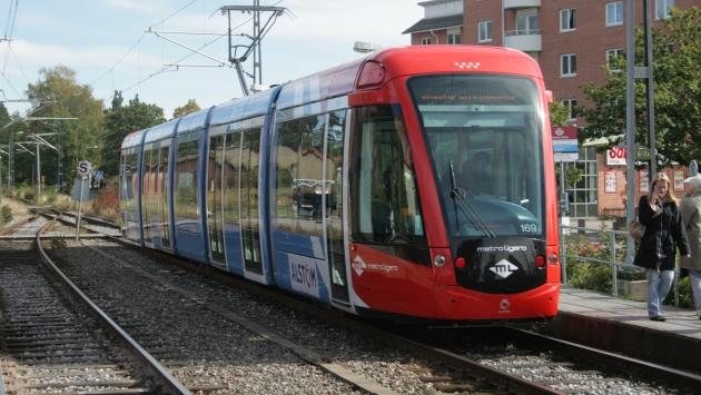 """Трамвай """"Электрон"""" привезли в Киев в начале ноября прошлого года"""