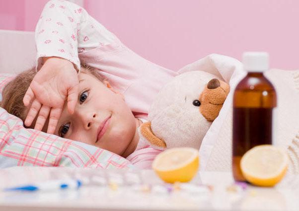 На стационарном лечении в больницах находится 485 больных ОРВИ и 178 больной гриппом