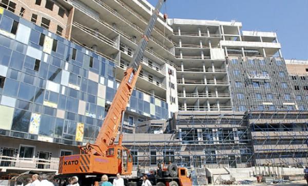 На достройку нового корпуса из государственного бюджета в 2015 году было выделено 500 млн гривен