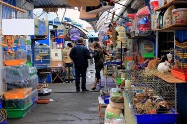 """Базар на Куреневке местные жители называют """"рынком смерти"""""""