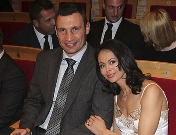 Певческие амбиции Натальи Кличко давно уже не новость