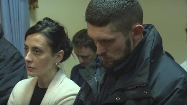 Хатия Деканоидзе в суде / Пресс-служба полиции