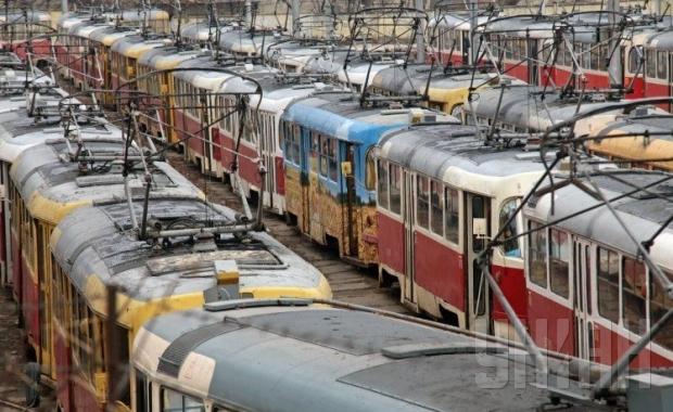 """Узнать расписание движения транспорта можно на сайте """"Киевпастранса"""""""