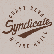 Syndicate craft beer & grill