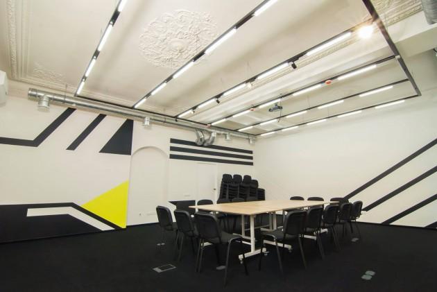 Chasopys EduSpace - это учебный центр с атмосферой и ценностями от креативного пространства «Часопис»
