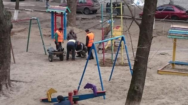 Местные жители переживают, что детям негде будет гулять