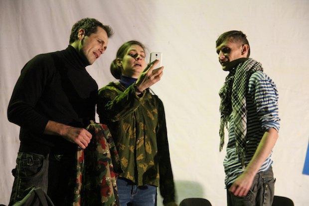 "Премьера постановки ""Котел"" назначена на май"