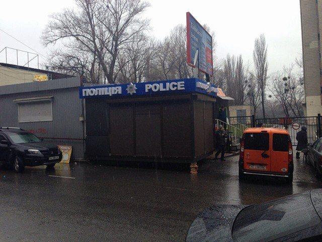 Необычный пункт правоохранителей заметили на Караваевых дачах