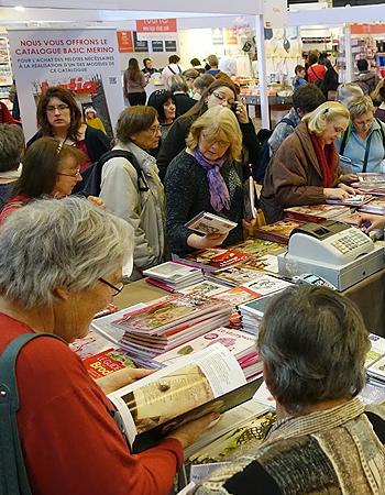 Французские участники, «Книжный Арсенал», «Французская весна»