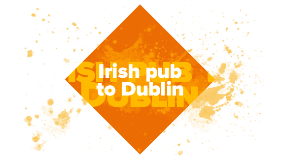 Irish pub To Dublin