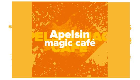 Apelsin magic café