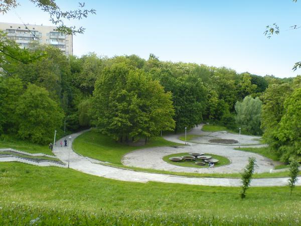 Площадь парка составляет 29,6 га
