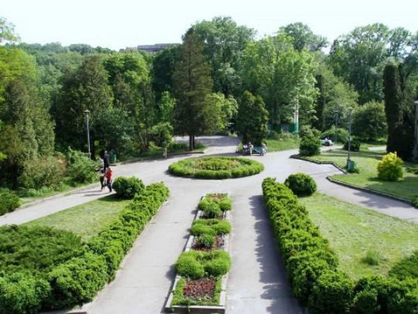 В проблемных парках столицы начали устанавливать камеры наблюдения