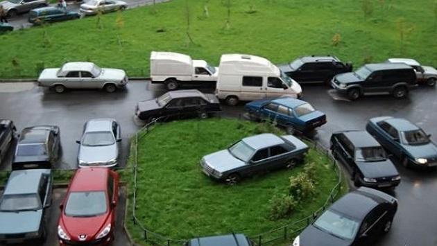 В 2016 году количество парковочных мест в Киеве увеличится в два раза с 6,5 до 13 тыс