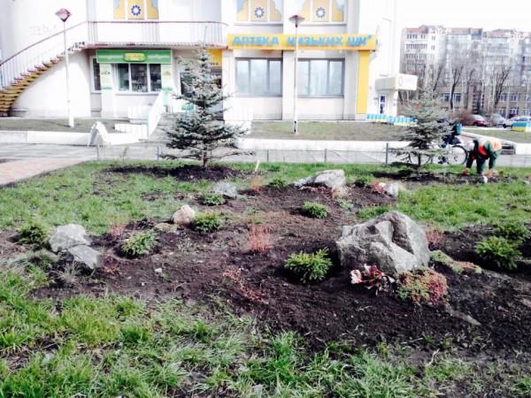 Работники Киевзеленстроя просят киевлян быть бдительными