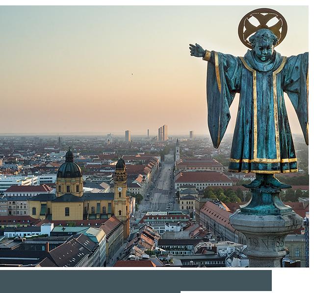 Добро пожаловать в Мюнхен: лайфхаки о проживании, питании и шоппинге
