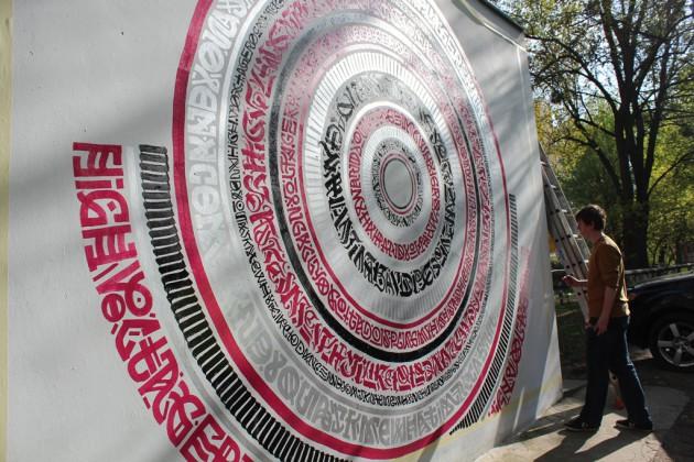 11 художников создали 8 муралов на энергетических объектах в Киеве