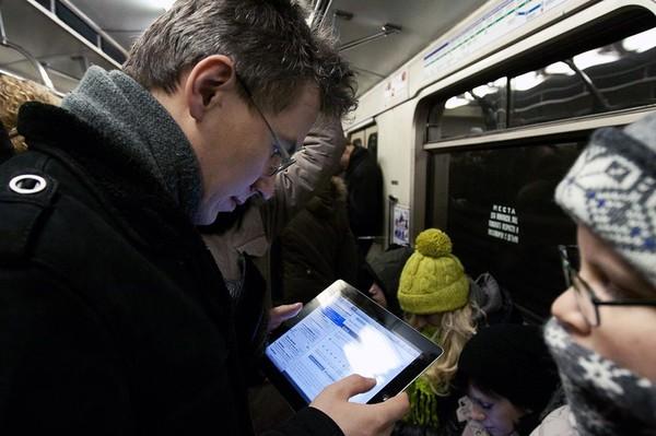 Доступ к интернету появился в 20 вагонах