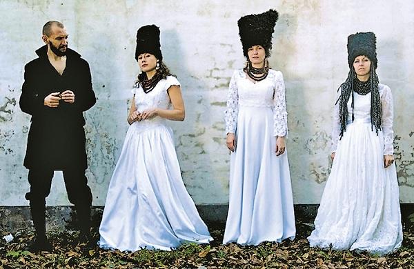 24 июня украинская группа выйдет на сцену самого большого музыкального английского фестиваля Glastonbury