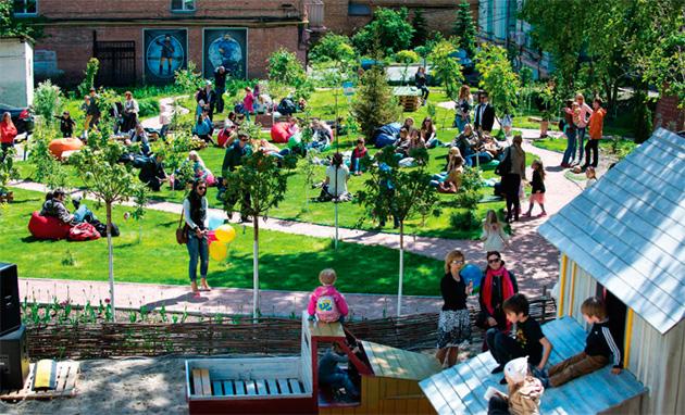 Победителей конкурса публичного пространства объявят 4 июля