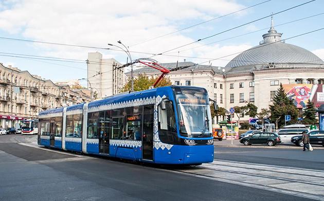 """Это первый за всю историю прямой договор между КП """"Киевпасстранс"""" и иностранным производителем трамваев"""