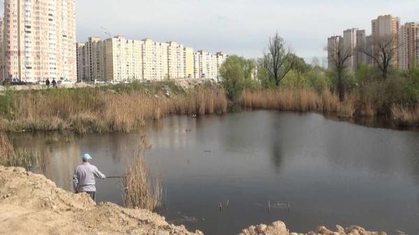 Дарницкий райсуд отклонил ходатайство прокурора Александра Такташева об аресте земельного участка на Позняках и разрешил ликвидировать озеро Утиное