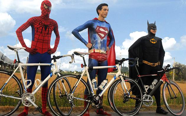 28 мая велосипедисты не только проедут парадом по городу, но и поучаствуют в благотворительном квесте
