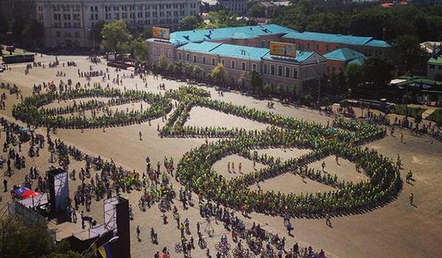 28 мая в столице состоится марш велосипедистов