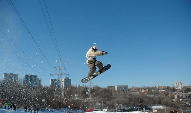 Лыжные трассы планируют открыть в парке «Кадетский гай»