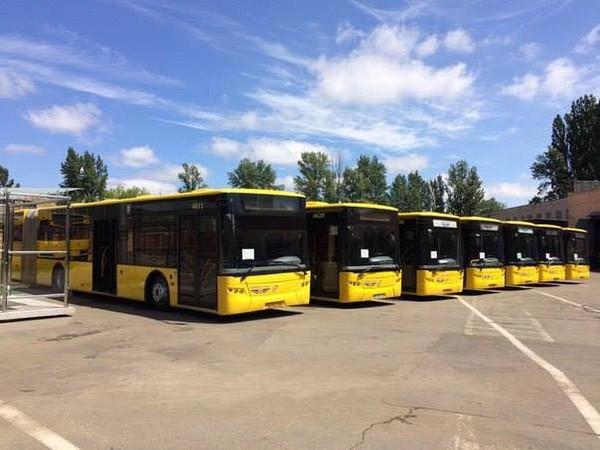 """Автобусы направлены усилить маршрут №114 """"Улица Милославская - железнодорожный вокзал"""", теперь интервал движения будет 7-8 минут, а не 22, как раньше"""