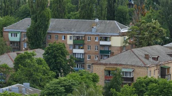 В столице насчитывается более трех тысяч домов, которые находятся в непригодном состоянии