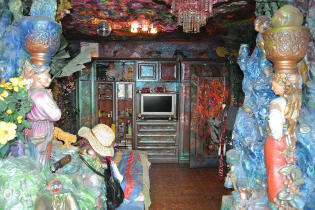 На улице Радунской можно за 49 тысяч долларов купить жилье с необычным интерьером